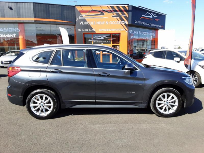 Photo 21 de l'offre de BMW X1 sDrive 18d 150 ch Design à 20800€ chez Centrale auto marché Périgueux