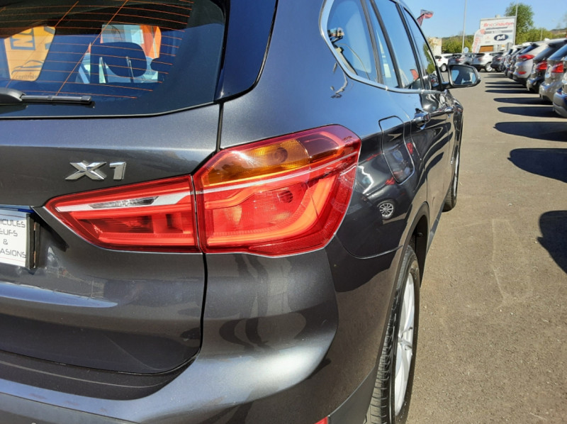 Photo 3 de l'offre de BMW X1 sDrive 18d 150 ch Design à 20800€ chez Centrale auto marché Périgueux