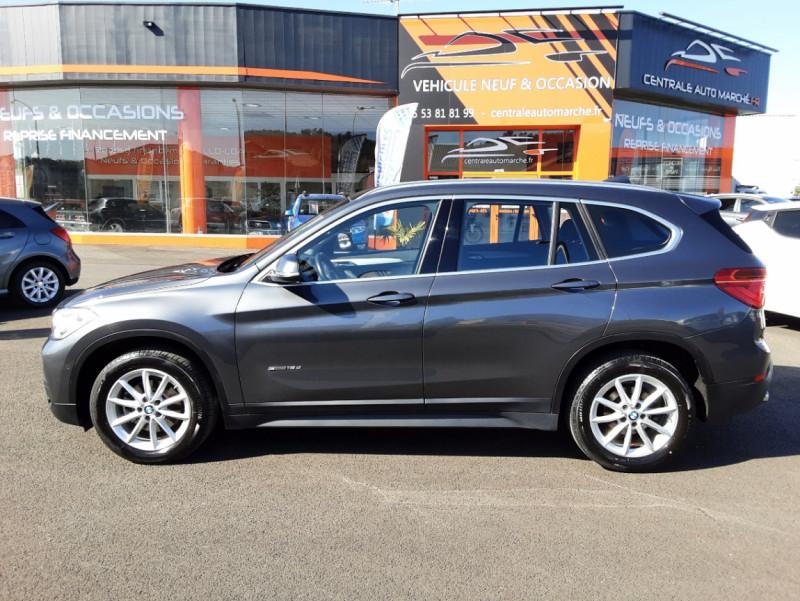 Photo 50 de l'offre de BMW X1 sDrive 18d 150 ch Design à 20800€ chez Centrale auto marché Périgueux