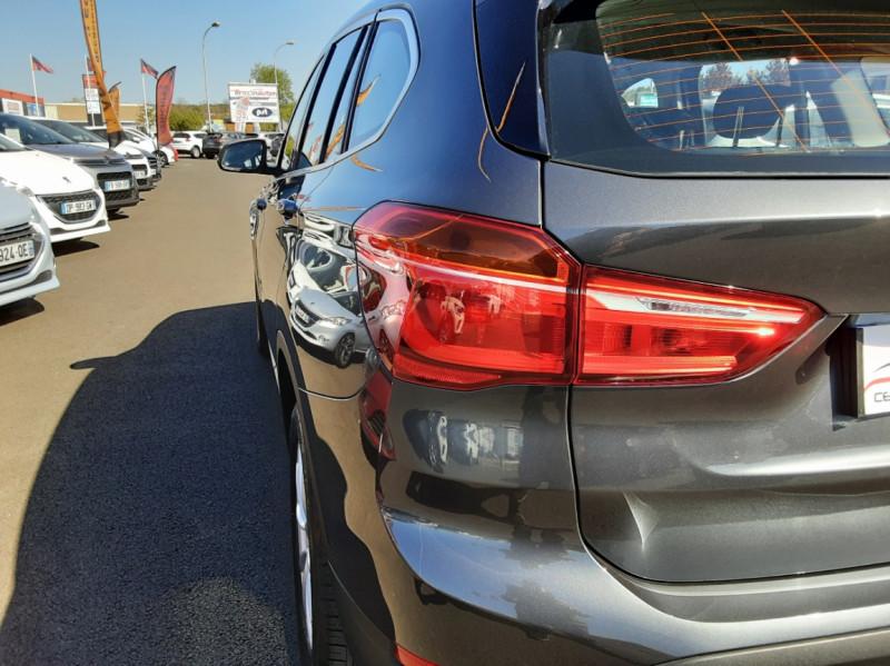 Photo 4 de l'offre de BMW X1 sDrive 18d 150 ch Design à 20800€ chez Centrale auto marché Périgueux