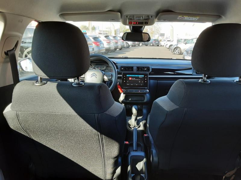 Photo 16 de l'offre de CITROEN C3 PureTech 82 SetS Business à 12890€ chez Centrale auto marché Périgueux