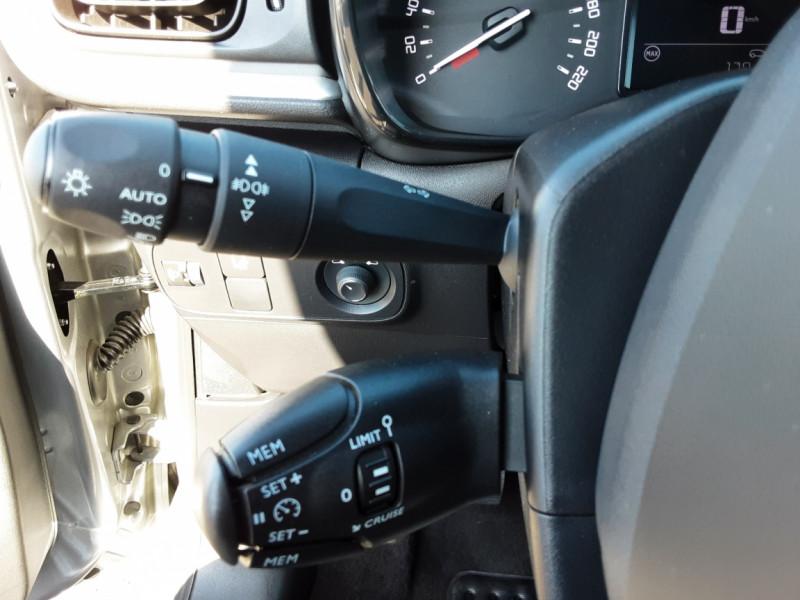 Photo 21 de l'offre de CITROEN C3 PureTech 82 SetS Business à 12890€ chez Centrale auto marché Périgueux