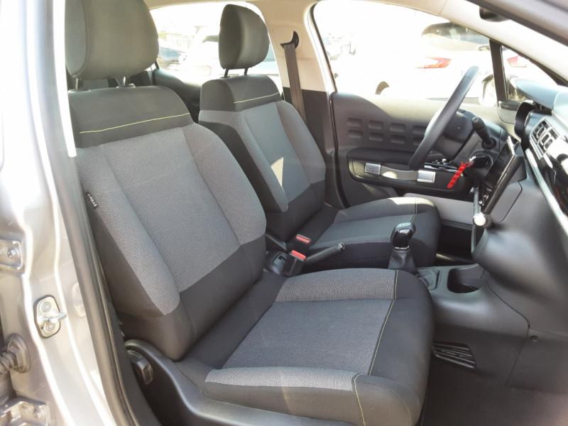 Photo 31 de l'offre de CITROEN C3 PureTech 82 SetS Business à 12890€ chez Centrale auto marché Périgueux