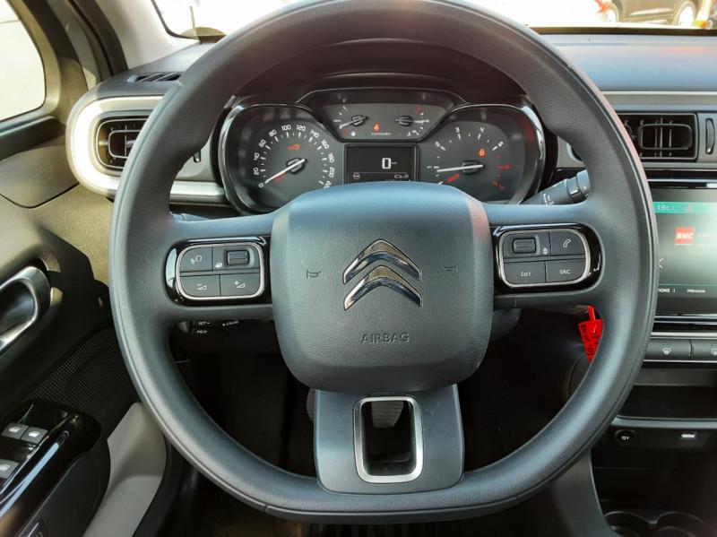 Photo 14 de l'offre de CITROEN C3 PureTech 82 SetS Business à 12890€ chez Centrale auto marché Périgueux