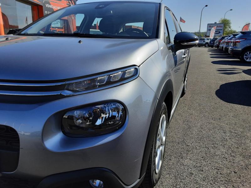 Photo 32 de l'offre de CITROEN C3 PureTech 82 SetS Business à 12890€ chez Centrale auto marché Périgueux