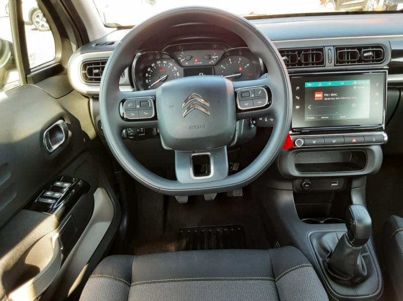 Photo 6 de l'offre de CITROEN C3 PureTech 82 SetS Business à 12890€ chez Centrale auto marché Périgueux