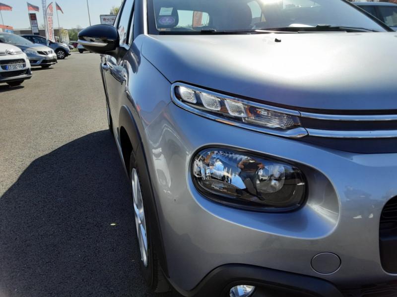 Photo 33 de l'offre de CITROEN C3 PureTech 82 SetS Business à 12890€ chez Centrale auto marché Périgueux