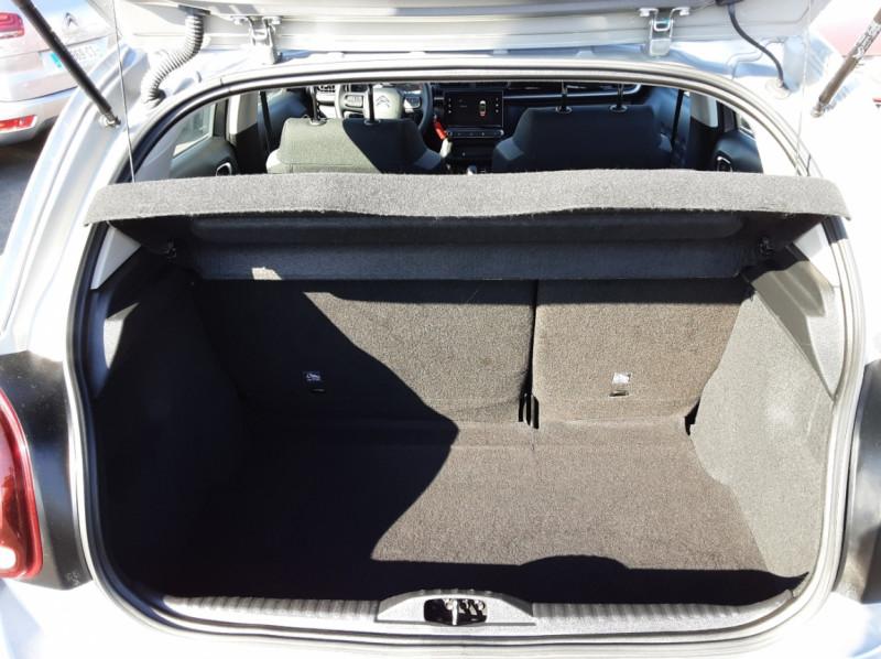 Photo 11 de l'offre de CITROEN C3 PureTech 82 SetS Business à 12890€ chez Centrale auto marché Périgueux