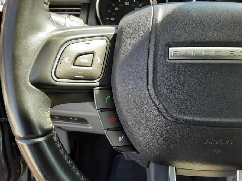 Photo 4 de l'offre de LAND-ROVER RANGE ROVER EVOQUE Mark IV eD4 150 2WD Executive à 23500€ chez Centrale auto marché Périgueux