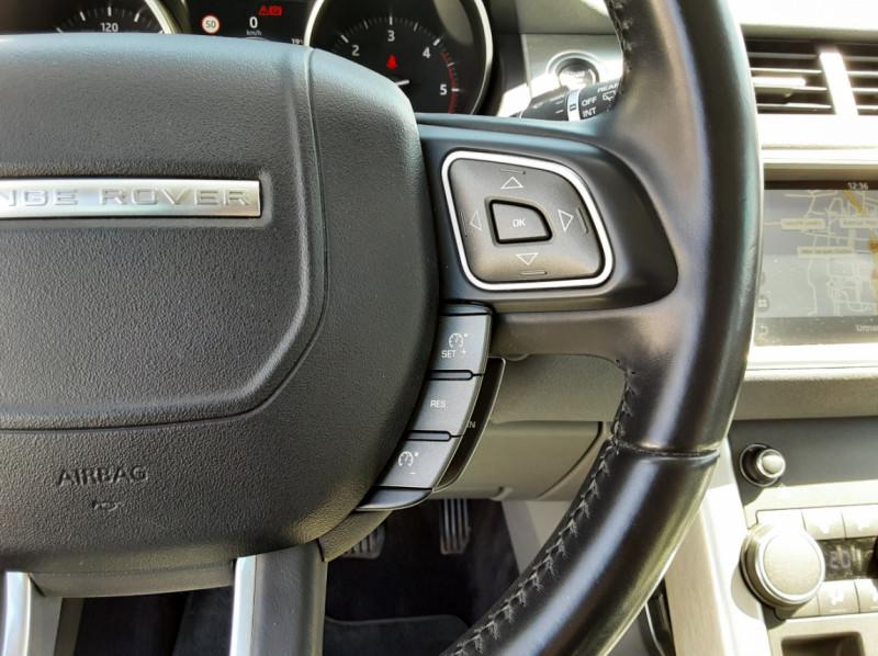 Photo 10 de l'offre de LAND-ROVER RANGE ROVER EVOQUE Mark IV eD4 150 2WD Executive à 23500€ chez Centrale auto marché Périgueux