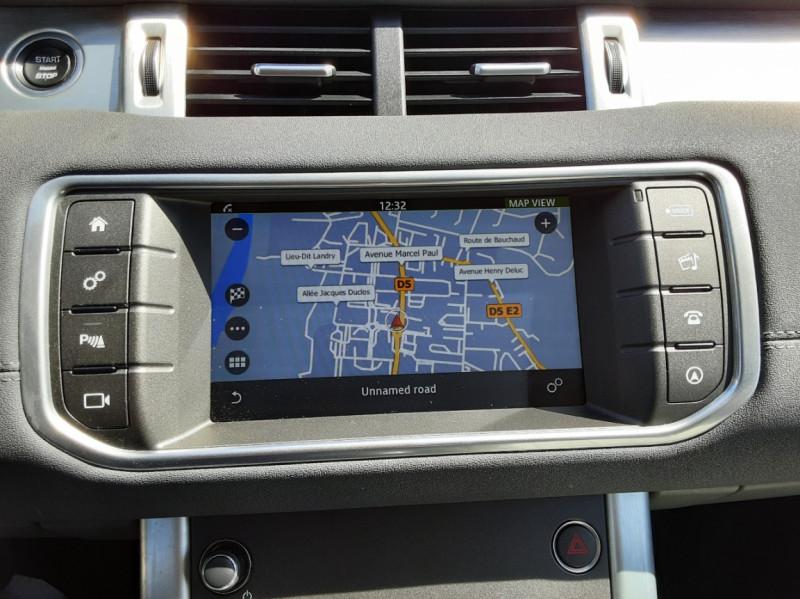 Photo 7 de l'offre de LAND-ROVER RANGE ROVER EVOQUE Mark IV eD4 150 2WD Executive à 23500€ chez Centrale auto marché Périgueux