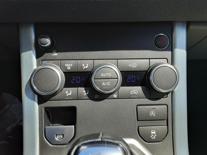 Photo 12 de l'offre de LAND-ROVER RANGE ROVER EVOQUE Mark IV eD4 150 2WD Executive à 23500€ chez Centrale auto marché Périgueux