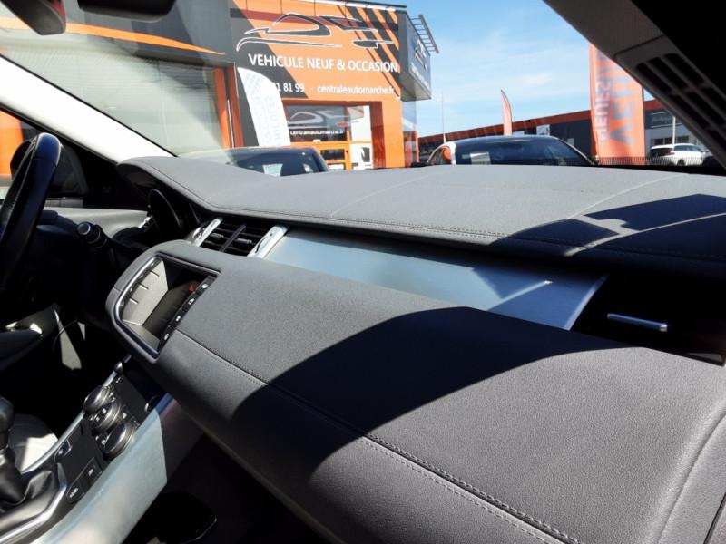 Photo 45 de l'offre de LAND-ROVER RANGE ROVER EVOQUE Mark IV eD4 150 2WD Executive à 23500€ chez Centrale auto marché Périgueux
