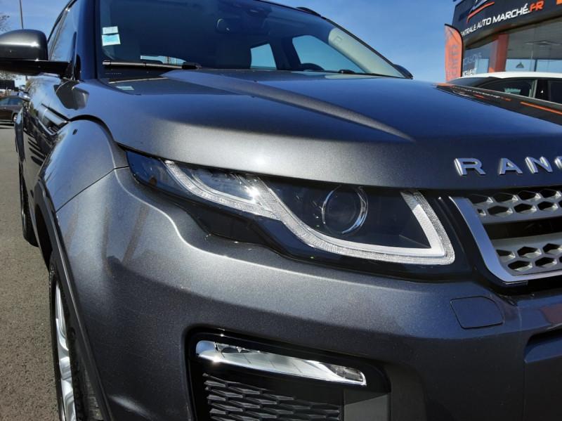 Photo 34 de l'offre de LAND-ROVER RANGE ROVER EVOQUE Mark IV eD4 150 2WD Executive à 23500€ chez Centrale auto marché Périgueux