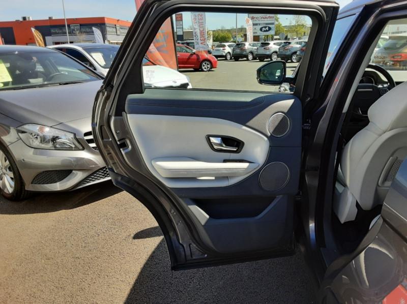 Photo 22 de l'offre de LAND-ROVER RANGE ROVER EVOQUE Mark IV eD4 150 2WD Executive à 23500€ chez Centrale auto marché Périgueux
