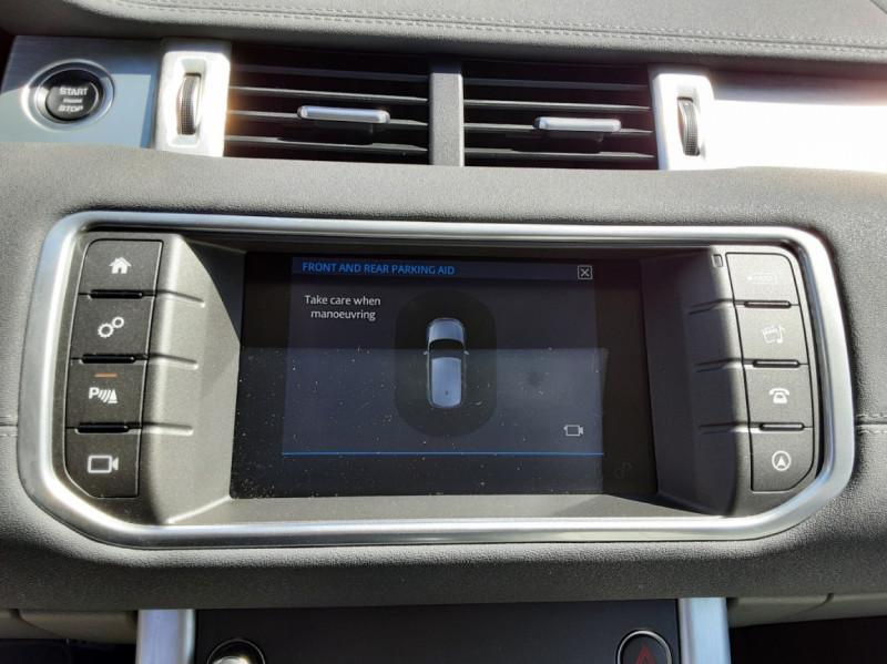 Photo 32 de l'offre de LAND-ROVER RANGE ROVER EVOQUE Mark IV eD4 150 2WD Executive à 23500€ chez Centrale auto marché Périgueux