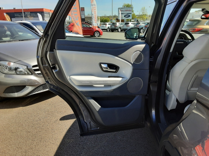 Photo 40 de l'offre de LAND-ROVER RANGE ROVER EVOQUE Mark IV eD4 150 2WD Executive à 23500€ chez Centrale auto marché Périgueux