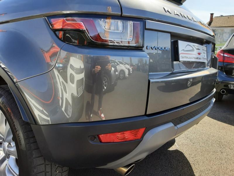Photo 26 de l'offre de LAND-ROVER RANGE ROVER EVOQUE Mark IV eD4 150 2WD Executive à 23500€ chez Centrale auto marché Périgueux