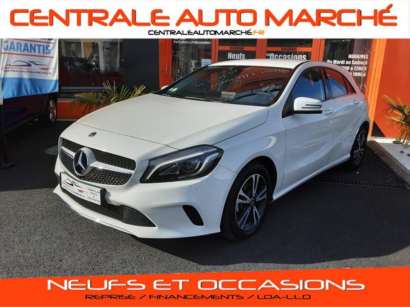 Mercedes-Benz CLASSE A 180 d 7G-DCT Business Edition Diesel  Occasion à vendre