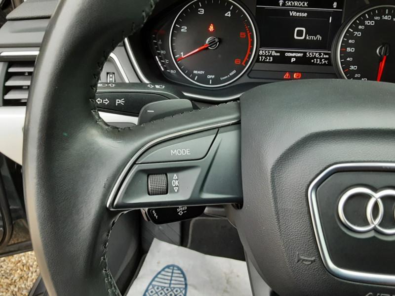Photo 35 de l'offre de AUDI A4 Avant 2.0 TDI ultra 150 S tronic 7 Business Line à 21900€ chez Centrale auto marché Périgueux