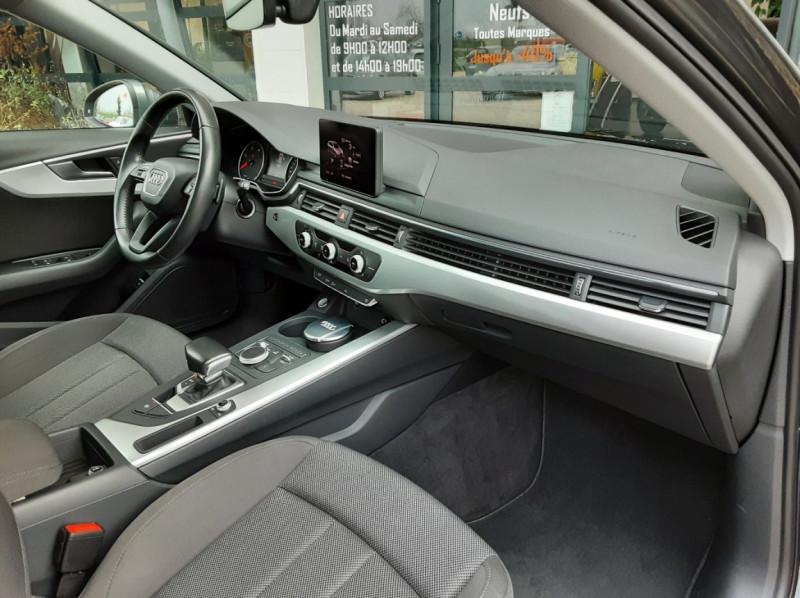 Photo 18 de l'offre de AUDI A4 Avant 2.0 TDI ultra 150 S tronic 7 Business Line à 21900€ chez Centrale auto marché Périgueux