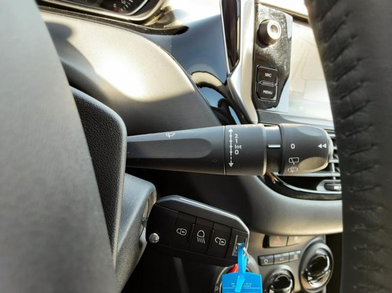 Photo 5 de l'offre de PEUGEOT 208 1.6 BlueHDi 75ch SetS BVM5 Active Business à 11200€ chez Centrale auto marché Périgueux