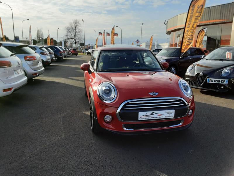 Photo 9 de l'offre de MINI MINI One D 95 ch Edition Blackfriars à 17990€ chez Centrale auto marché Périgueux