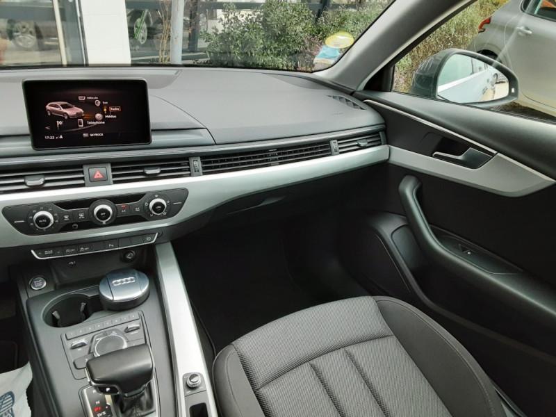 Photo 12 de l'offre de AUDI A4 Avant 2.0 TDI ultra 150 S tronic 7 Business Line à 21900€ chez Centrale auto marché Périgueux