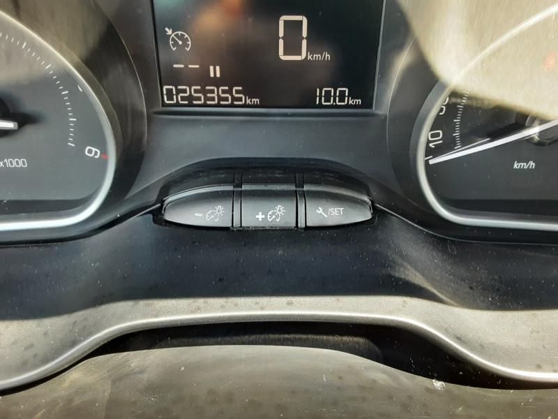 Photo 42 de l'offre de PEUGEOT 208 1.6 BlueHDi 75ch SetS BVM5 Active Business à 11200€ chez Centrale auto marché Périgueux