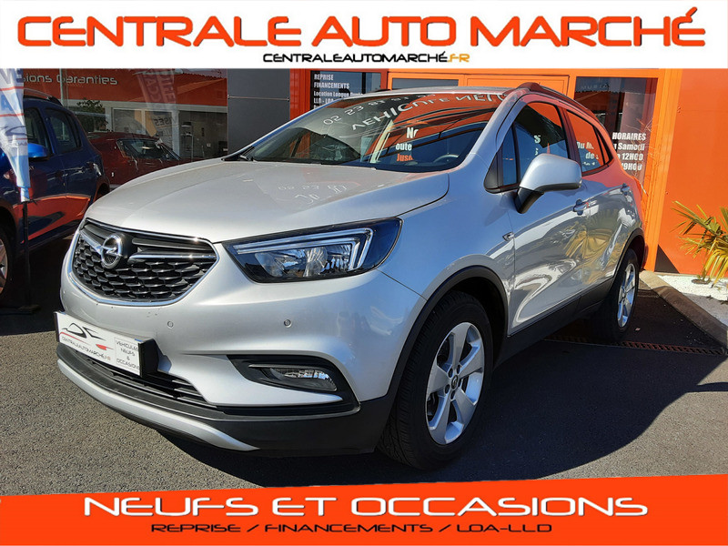 Opel MOKKA X 1.6 CDTI - 110 ch ecoFLEX Business Diesel  Occasion à vendre