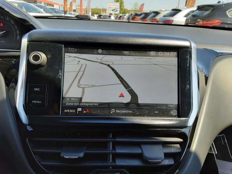 Photo 9 de l'offre de PEUGEOT 208 1.6 BlueHDi 75ch SetS BVM5 Active Business à 11200€ chez Centrale auto marché Périgueux