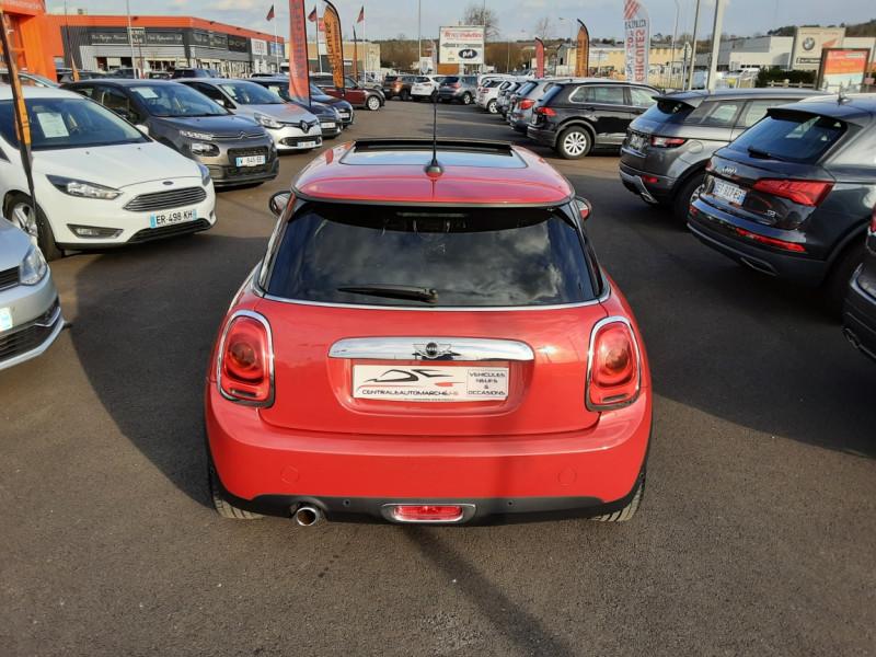 Photo 11 de l'offre de MINI MINI One D 95 ch Edition Blackfriars à 17990€ chez Centrale auto marché Périgueux
