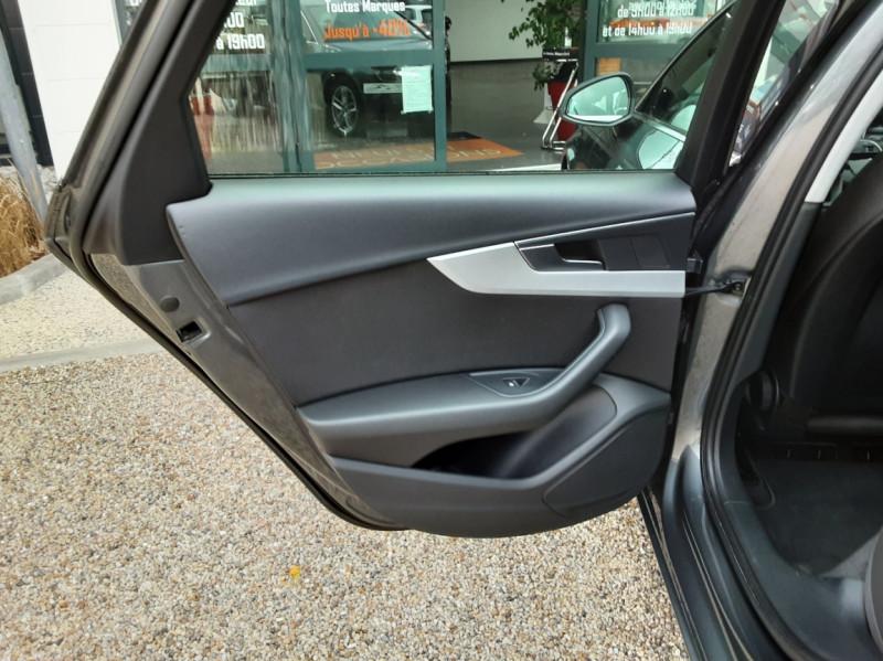 Photo 15 de l'offre de AUDI A4 Avant 2.0 TDI ultra 150 S tronic 7 Business Line à 21900€ chez Centrale auto marché Périgueux