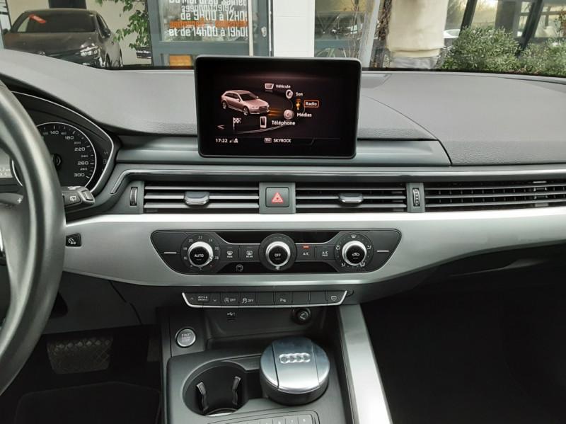Photo 39 de l'offre de AUDI A4 Avant 2.0 TDI ultra 150 S tronic 7 Business Line à 21900€ chez Centrale auto marché Périgueux