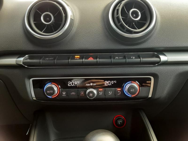 Photo 33 de l'offre de AUDI A3 Sportback 2.0 TDI 150 S tronic 6 Business Line à 20500€ chez Centrale auto marché Périgueux