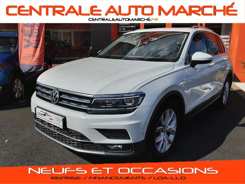 Volkswagen TIGUAN 2.0 TDI 150 BMT DSG7 CARAT Diesel  Occasion à vendre