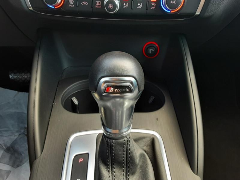 Photo 21 de l'offre de AUDI A3 Sportback 2.0 TDI 150 S tronic 6 Business Line à 20500€ chez Centrale auto marché Périgueux