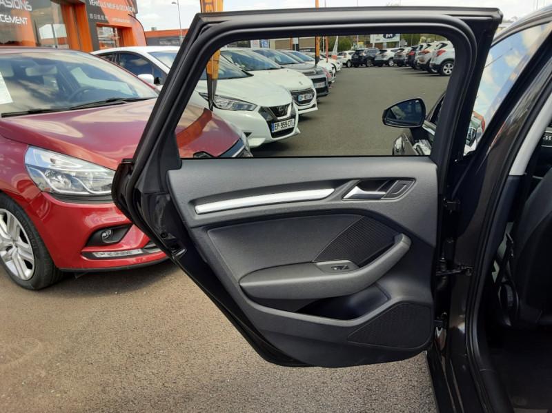Photo 10 de l'offre de AUDI A3 Sportback 2.0 TDI 150 S tronic 6 Business Line à 20500€ chez Centrale auto marché Périgueux