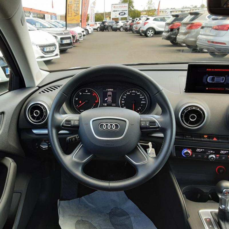 Photo 11 de l'offre de AUDI A3 Sportback 2.0 TDI 150 S tronic 6 Business Line à 20500€ chez Centrale auto marché Périgueux