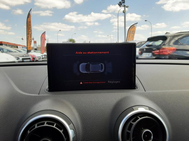 Photo 18 de l'offre de AUDI A3 Sportback 2.0 TDI 150 S tronic 6 Business Line à 20500€ chez Centrale auto marché Périgueux