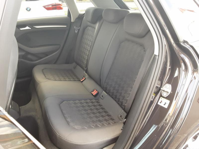 Photo 15 de l'offre de AUDI A3 Sportback 2.0 TDI 150 S tronic 6 Business Line à 20500€ chez Centrale auto marché Périgueux