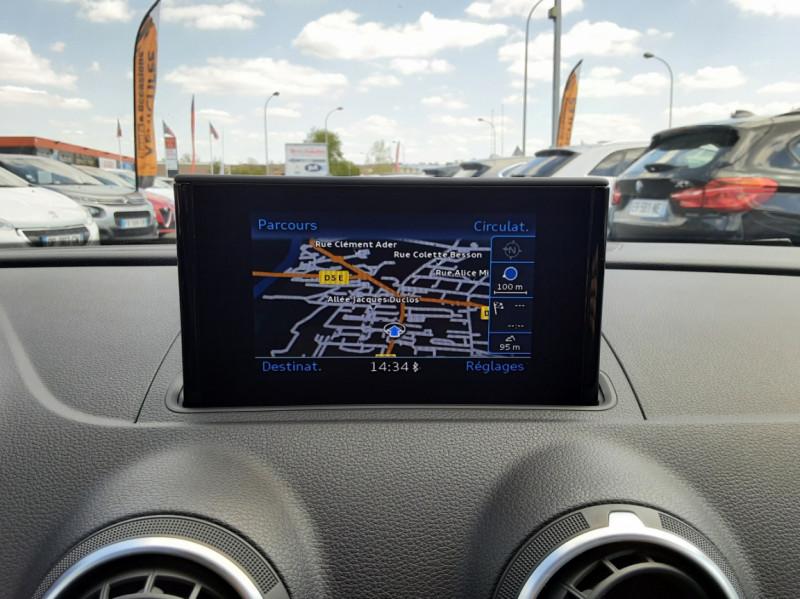 Photo 32 de l'offre de AUDI A3 Sportback 2.0 TDI 150 S tronic 6 Business Line à 20500€ chez Centrale auto marché Périgueux