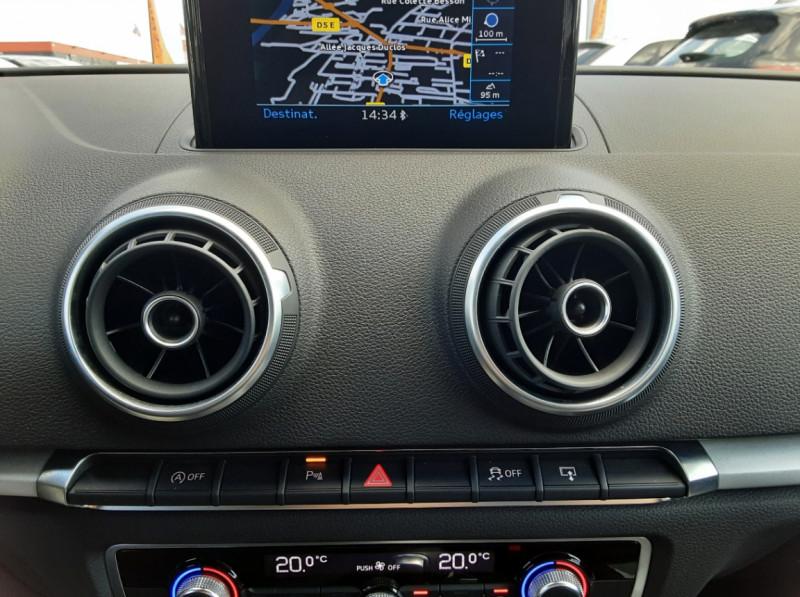 Photo 19 de l'offre de AUDI A3 Sportback 2.0 TDI 150 S tronic 6 Business Line à 20500€ chez Centrale auto marché Périgueux