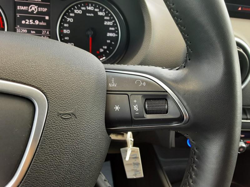 Photo 13 de l'offre de AUDI A3 Sportback 2.0 TDI 150 S tronic 6 Business Line à 20500€ chez Centrale auto marché Périgueux