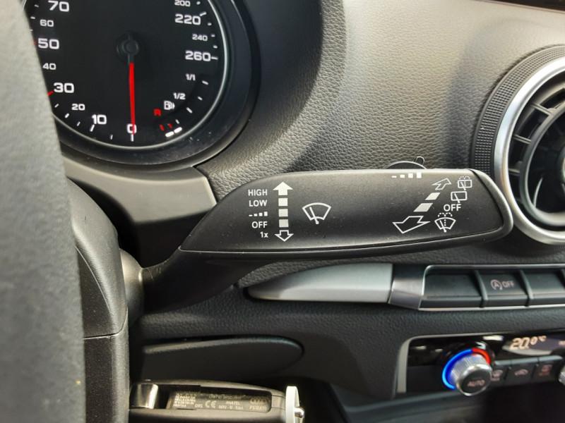 Photo 7 de l'offre de AUDI A3 Sportback 2.0 TDI 150 S tronic 6 Business Line à 20500€ chez Centrale auto marché Périgueux