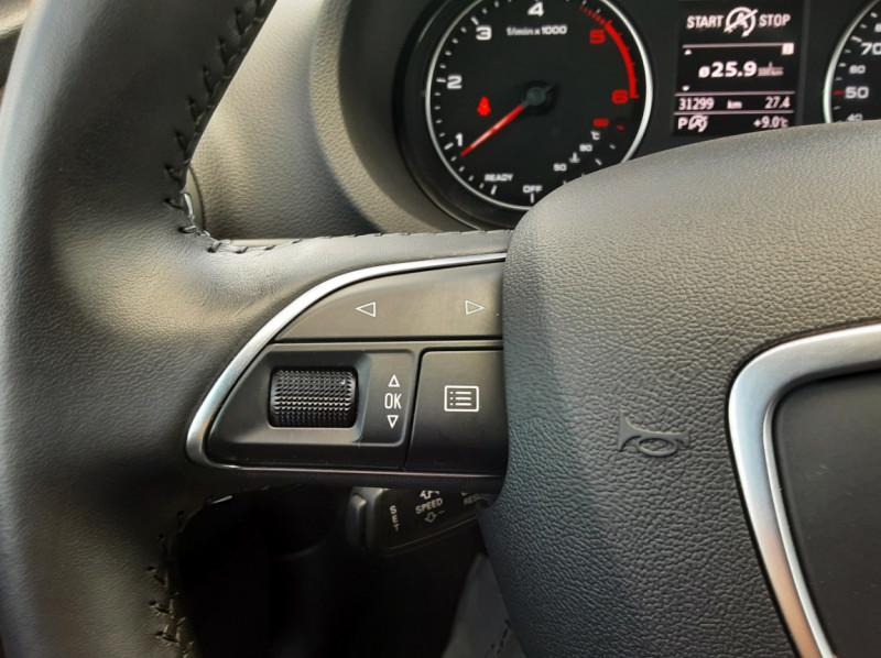 Photo 9 de l'offre de AUDI A3 Sportback 2.0 TDI 150 S tronic 6 Business Line à 20500€ chez Centrale auto marché Périgueux