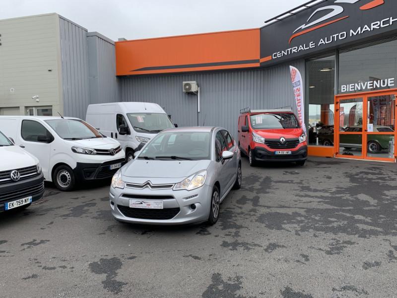 Photo 27 de l'offre de CITROEN C3 SOCIETE BLUEHDI 100 SetS CONFORT à 6990€ chez Centrale auto marché Périgueux
