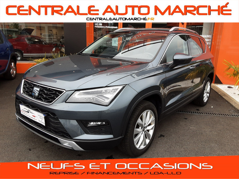 Seat ATECA 1.6 TDI 115 ch Ecomotive Style Business Diesel  Occasion à vendre