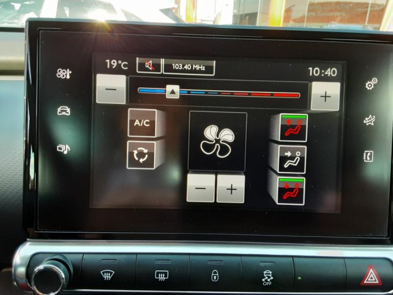 Photo 13 de l'offre de CITROEN C4 CACTUS PureTech 82 Feel  à 9990€ chez Centrale auto marché Périgueux