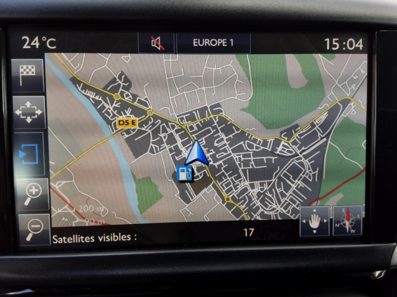 Photo 20 de l'offre de PEUGEOT 208 1.6 BlueHDi 100ch SetS BVM5 Allure Business à 12490€ chez Centrale auto marché Périgueux